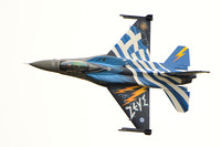 Hellenic Air Force F-16 Demo Team 'Zeus'