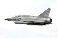 French Air Force Mirage 2000N x 2 - RAMEX DELTA